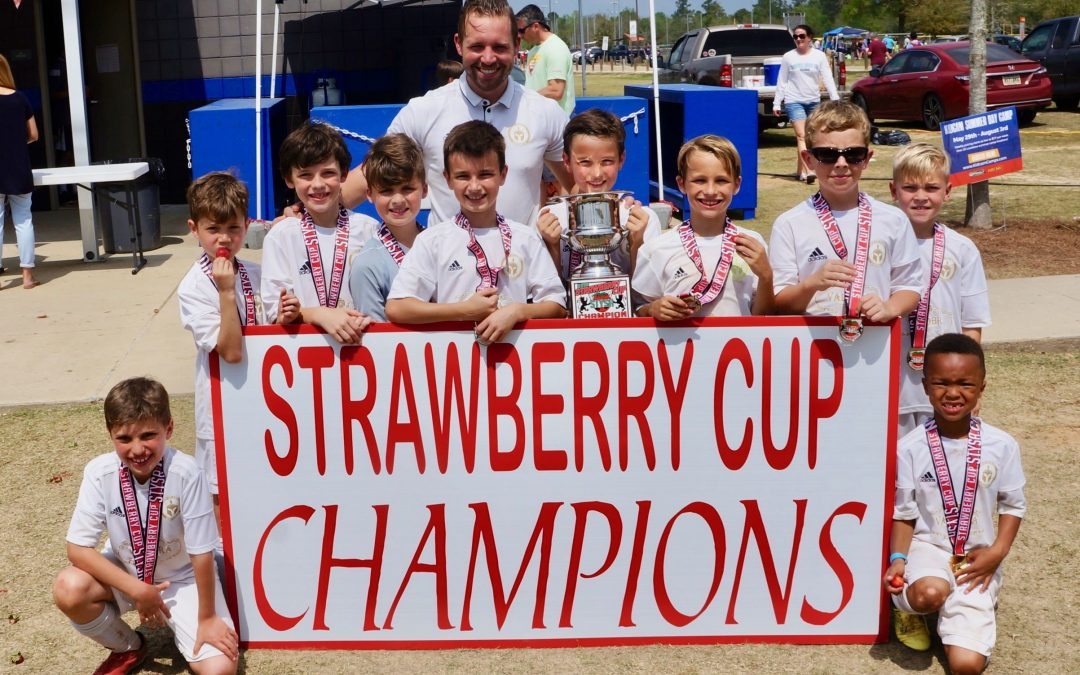 Multiple Spartans Teams Finish as Champs in the 2018 Strawberry Cup