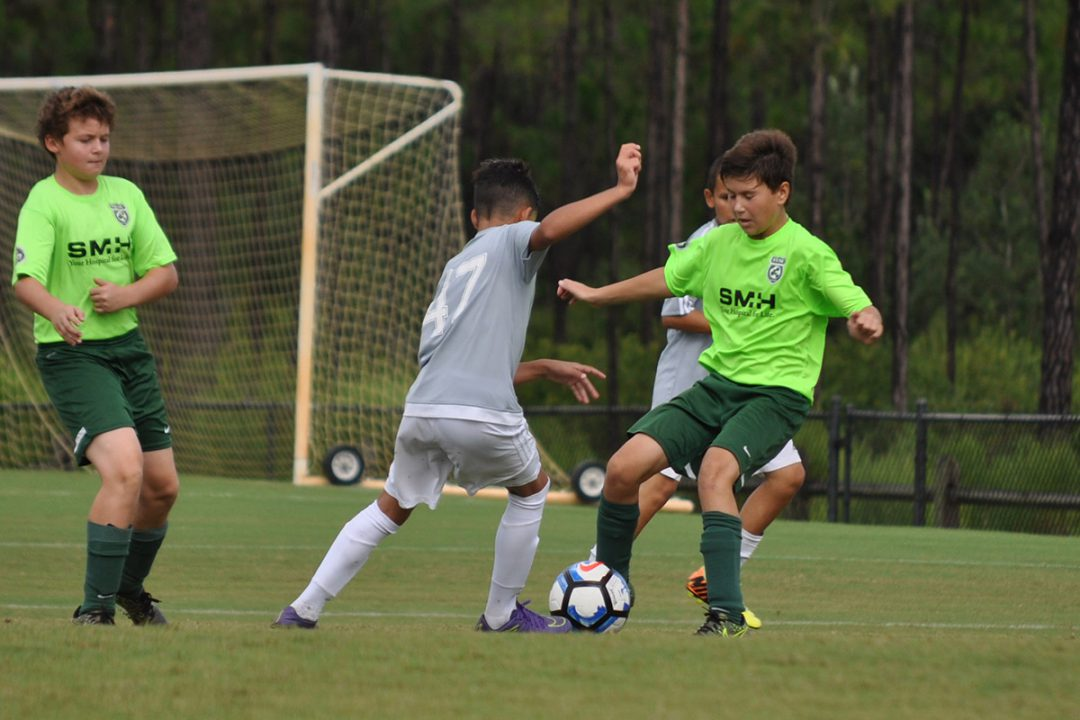 New Orleans Spartans Soccer Club Youth Football Clubs