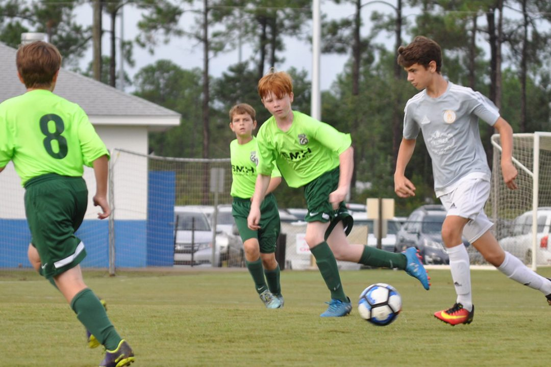 Spartans Football New Orleans Youth Soccer Club