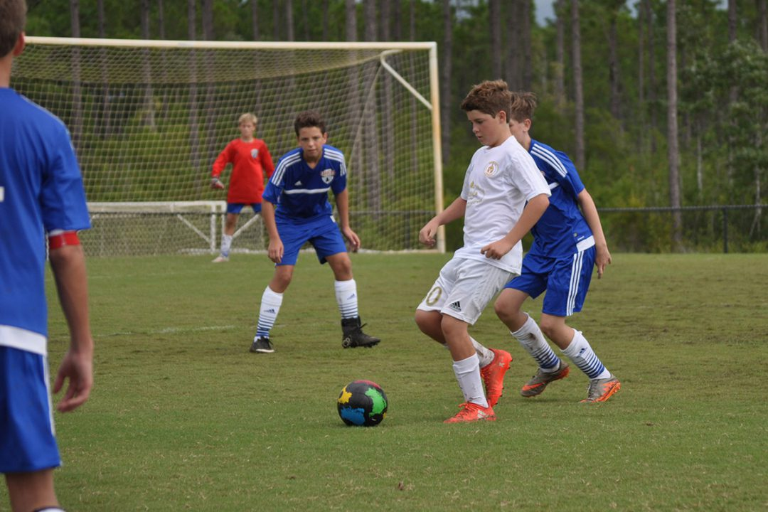 Spartans Football New Orleans Youth Soccer